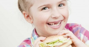 Safri Sams Food and Drink - Child With Burger