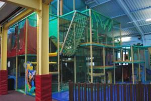 Safari Sams Play Gym